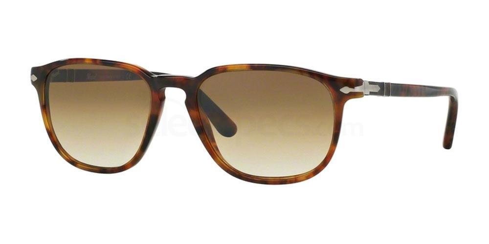 108/51 PO3019S (1/2) Sunglasses, Persol