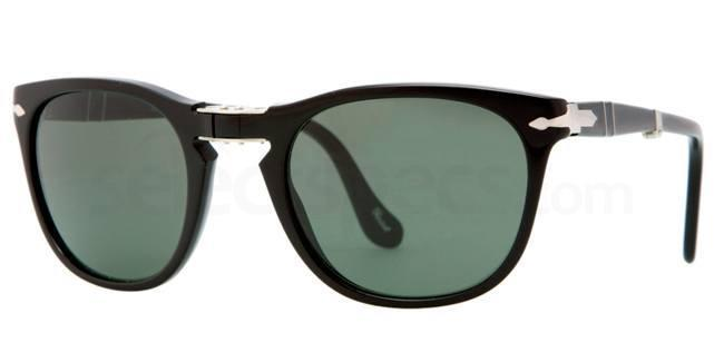 95/31 PO3028S Folding Sunglasses Sunglasses, Persol