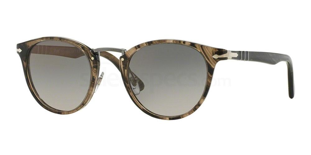 1019M3 PO3108S Sunglasses, Persol