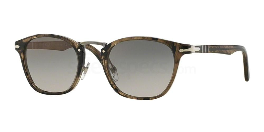 1019M3 PO3110S Sunglasses, Persol