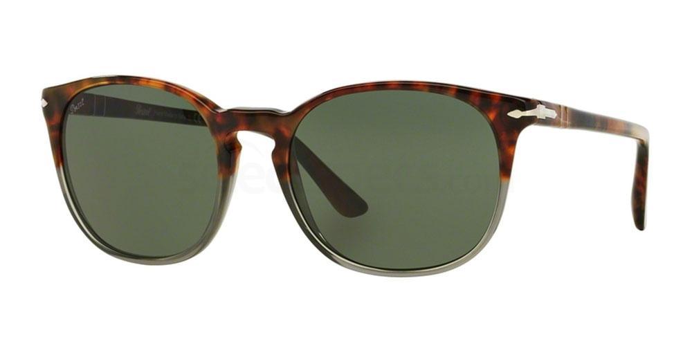 102331 PO3007S Sunglasses, Persol