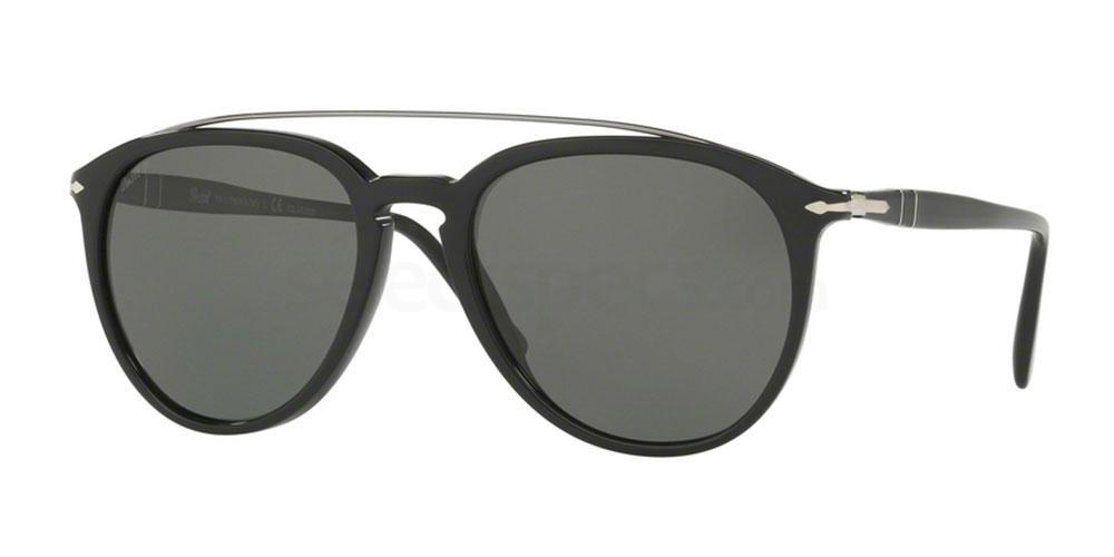901458 PO3159S Sunglasses, Persol