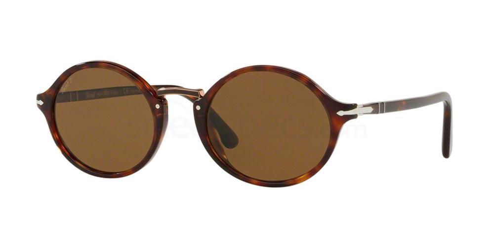 24/57 PO3208S Sunglasses, Persol