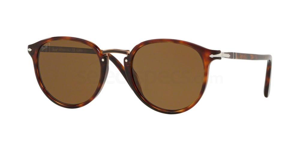 24/57 PO3210S Sunglasses, Persol