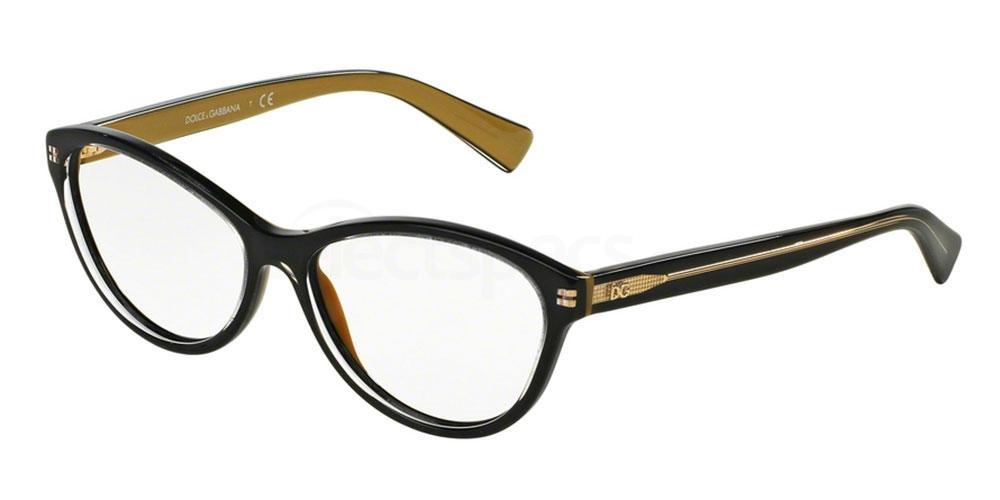 2955 DG3232 Glasses, Dolce & Gabbana