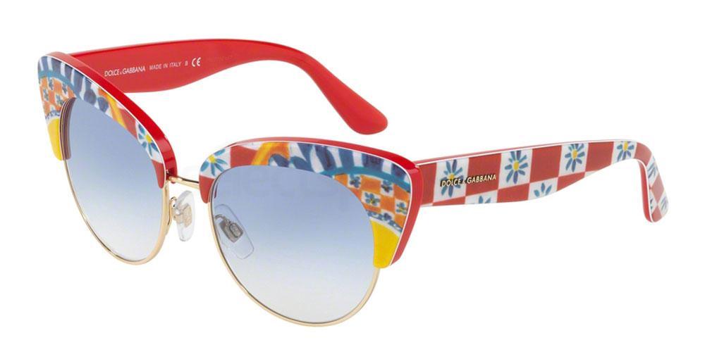 D&G 2017 eyewear Capri inspo