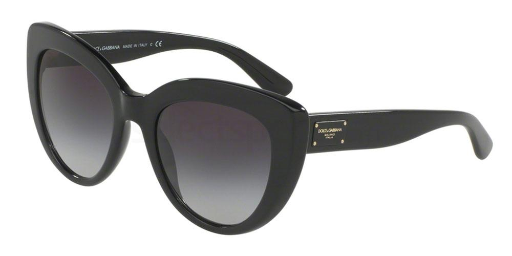 501/8G DG4287 Sunglasses, Dolce & Gabbana