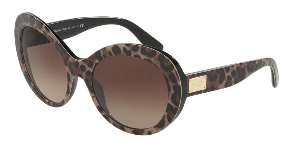 Leoprint D&G sunglasses