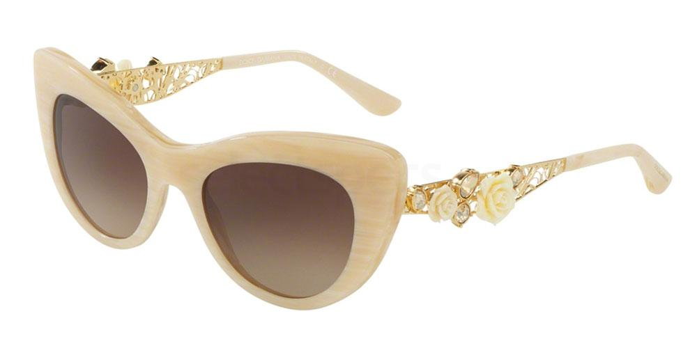 308413 DG4302B Sunglasses, Dolce & Gabbana