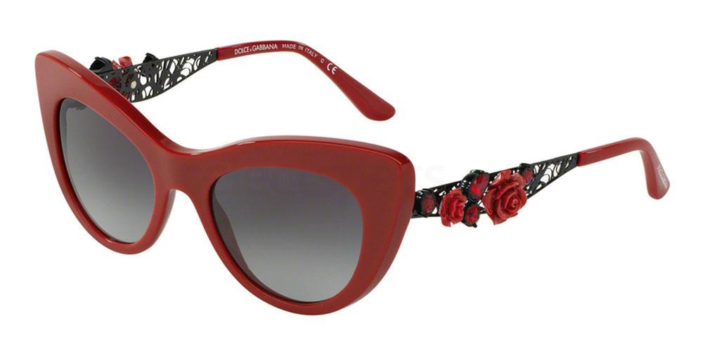 Dolce&Gabbana flower sunglasses