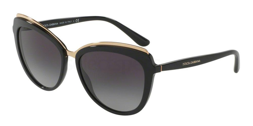 501/8G DG4304 Sunglasses, Dolce & Gabbana