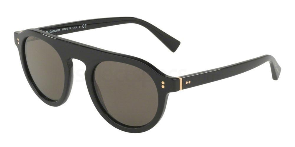 501/R5 DG4306 Sunglasses, Dolce & Gabbana