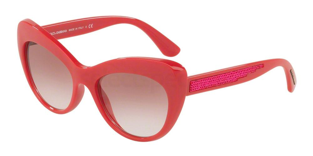 Red D&G sunglasses