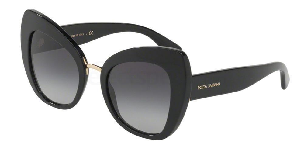 501/8G DG4319 Sunglasses, Dolce & Gabbana