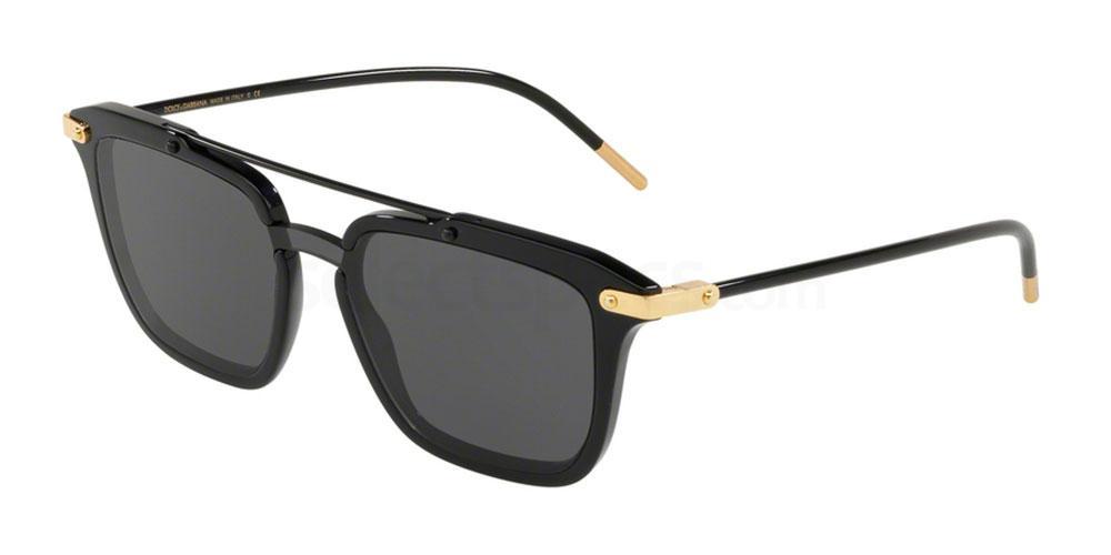 501/87 DG4327 Sunglasses, Dolce & Gabbana