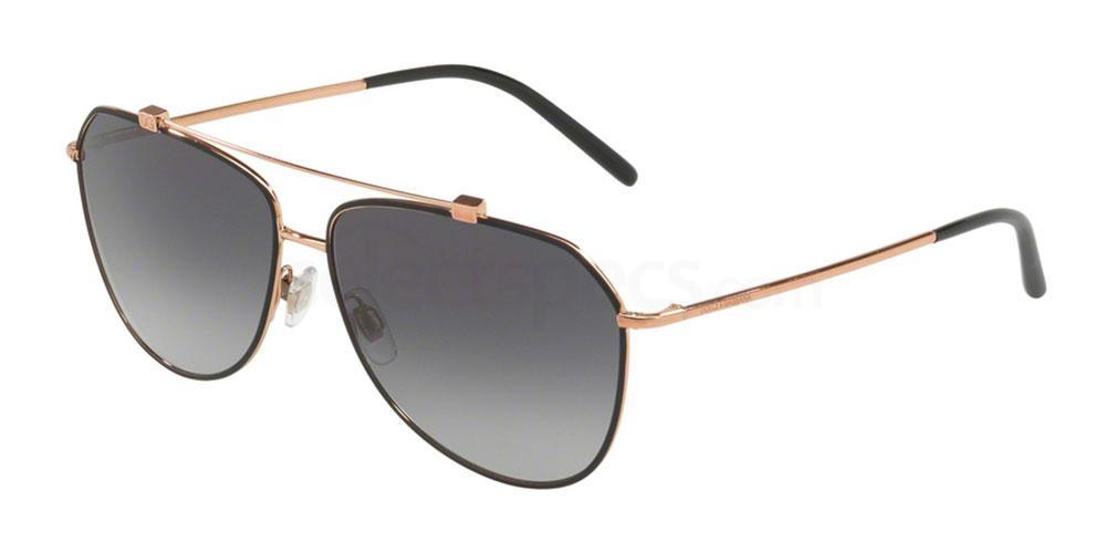 12968G DG2190 Sunglasses, Dolce & Gabbana