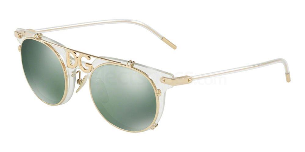 488/6R DG2196 Sunglasses, Dolce & Gabbana
