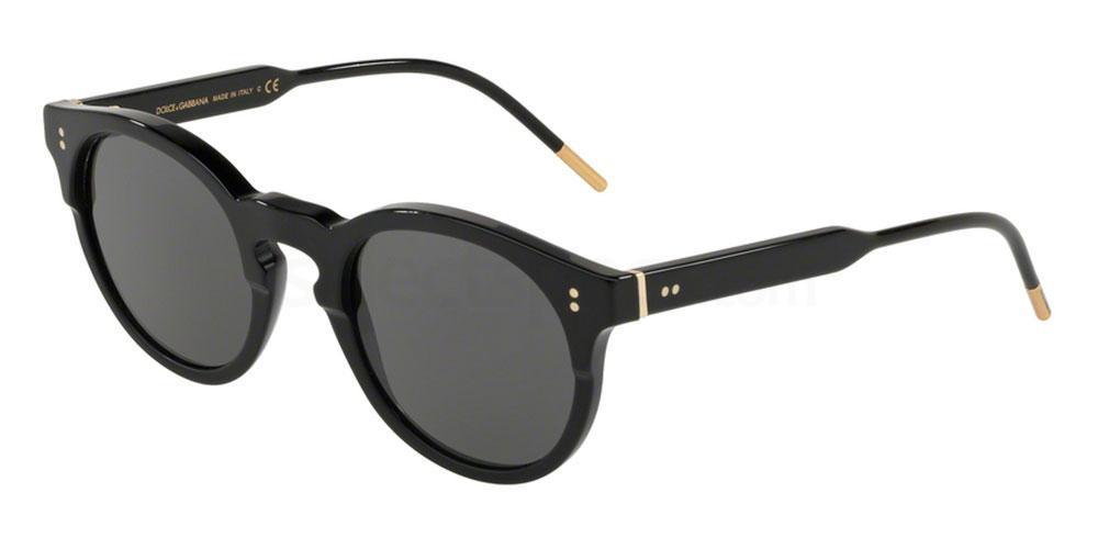 501/R5 DG4329 Sunglasses, Dolce & Gabbana