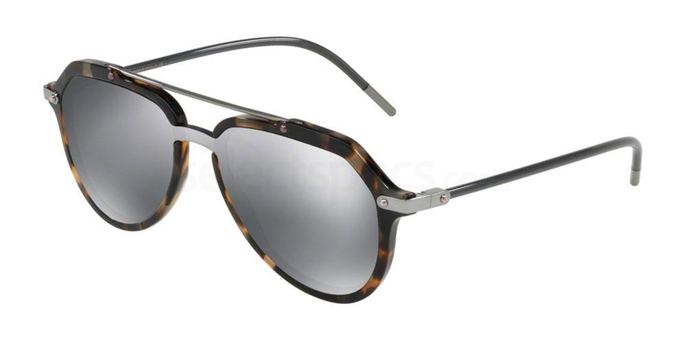 31416G DG4330 Sunglasses, Dolce & Gabbana
