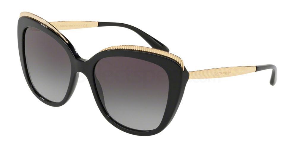 501/8G DG4332 Sunglasses, Dolce & Gabbana