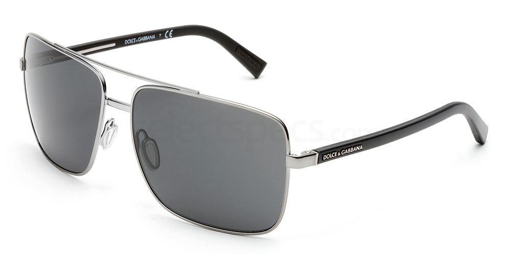 04/87 DG2142 RUBBER EVOLUTION Sunglasses, Dolce & Gabbana