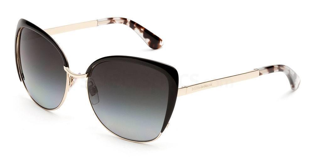 488/T3 DG2143 SICILIAN TASTE Sunglasses, Dolce & Gabbana