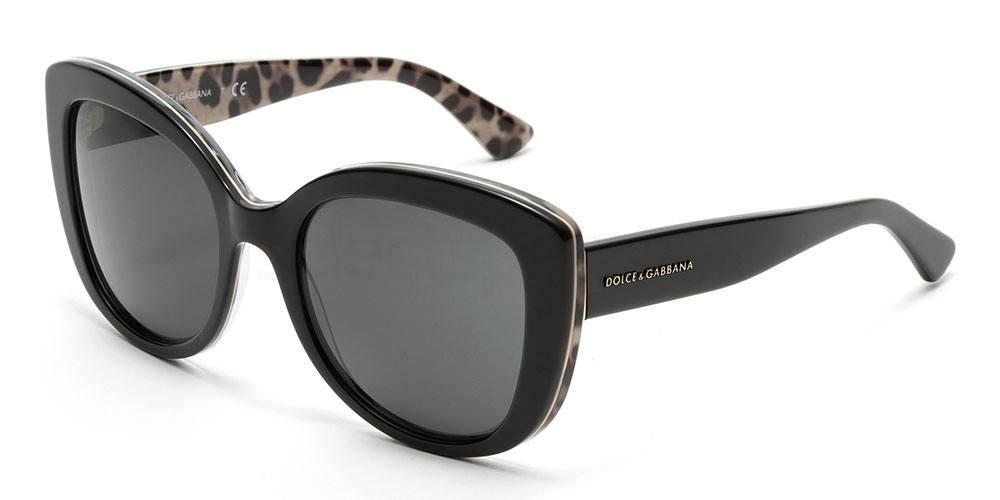 285787 DG4233 Enchanted Beauties Sunglasses, Dolce & Gabbana