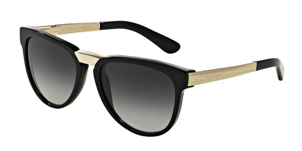 501/8G DG4257 Sunglasses, Dolce & Gabbana