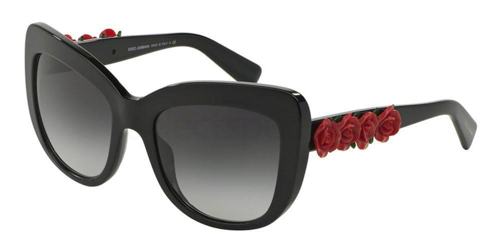 flowers D&G sunglasses