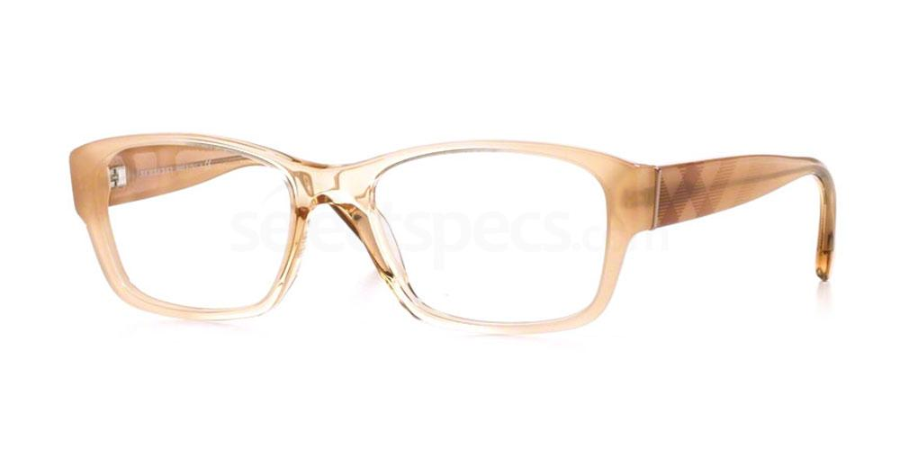 3377 BE2127 Glasses, Burberry