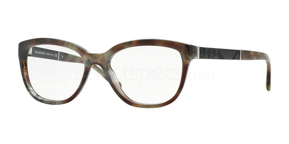 3470 BE2166 Glasses, Burberry