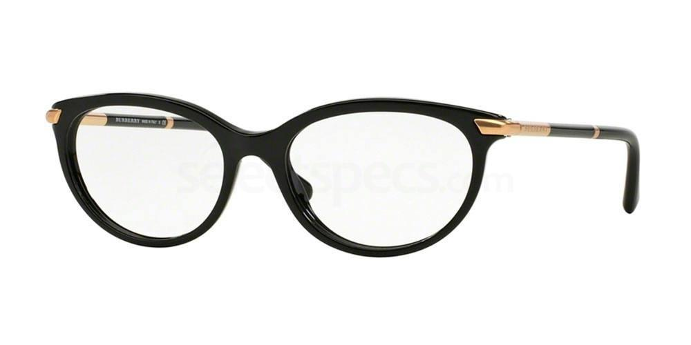 3001 BE2177 Glasses, Burberry