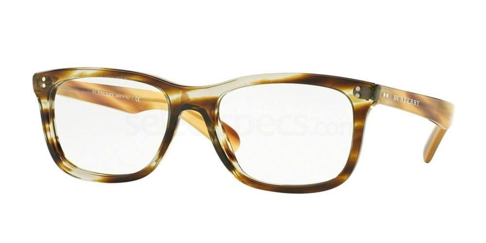 3551 BE2212 Glasses, Burberry