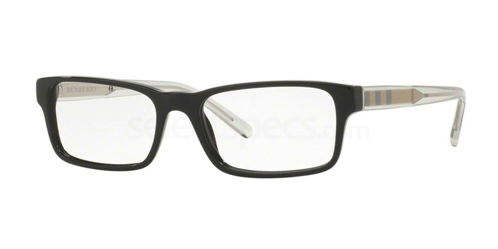3001 BE2223 Glasses, Burberry
