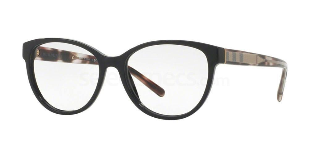 3001 BE2229 Glasses, Burberry
