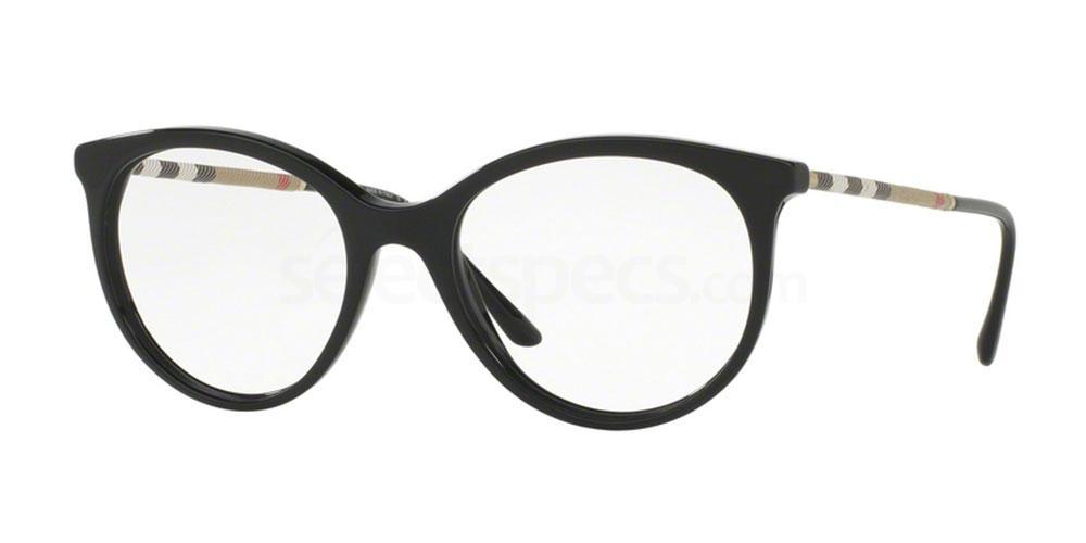 3001 BE2244Q Glasses, Burberry