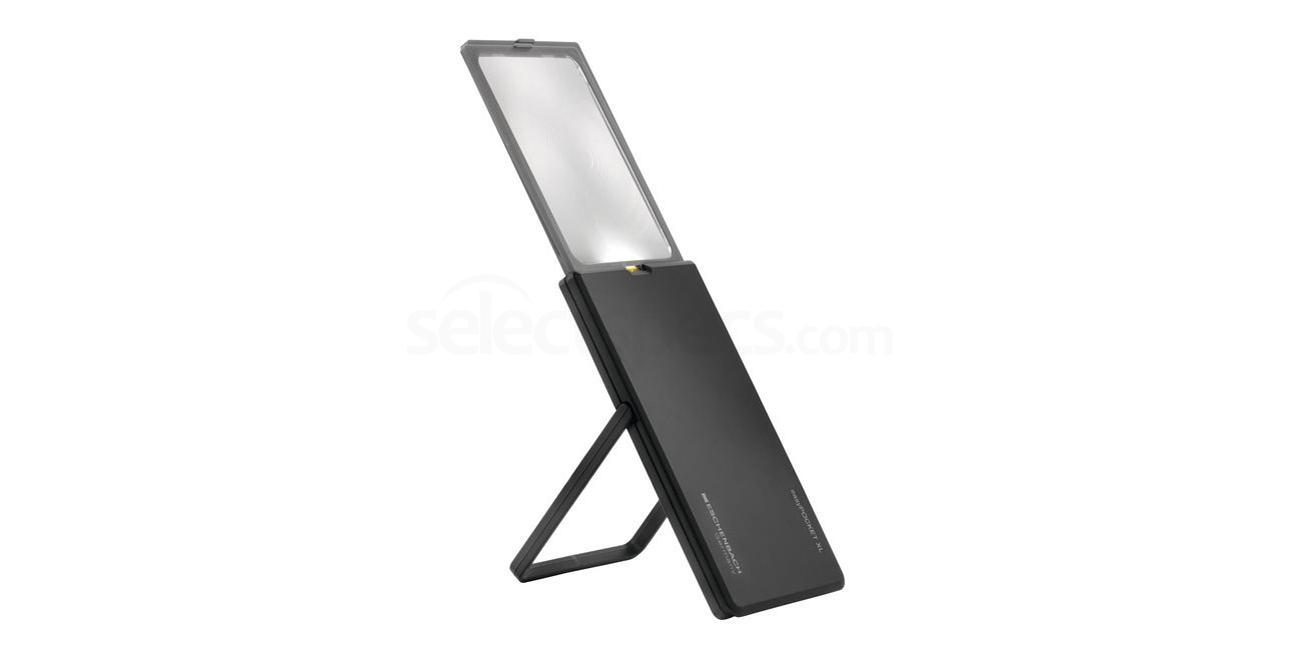 152210 EasyPOCKET XL LED Illuminated Pocket Magnifier Accessories, Eschenbach