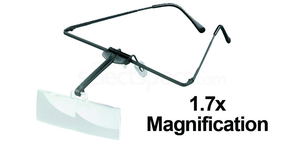 164450 LaboMED - Clip-on Magnifier Accessories, Eschenbach