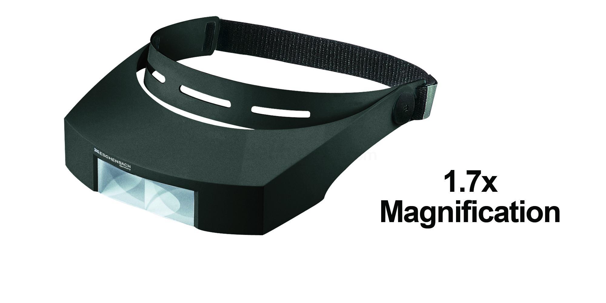 164817 LaboCOMFORT - Clip-on Magnifier Accessories, Eschenbach