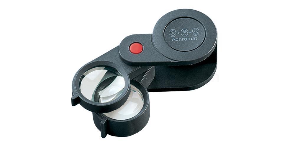 11869 Precision Magnifiers - Folding, Glass Fibre Reinforced Polyamide Accessories, Eschenbach