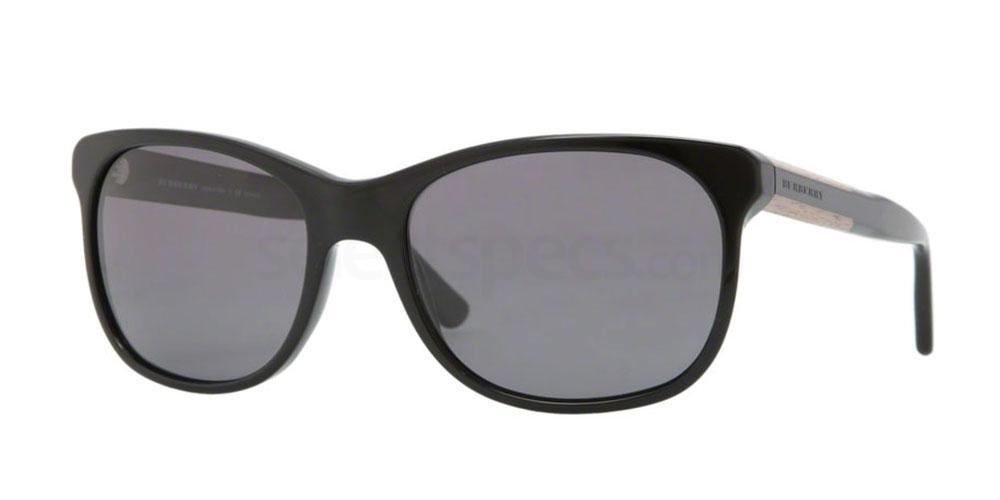 300181 BE4123 Sunglasses, Burberry