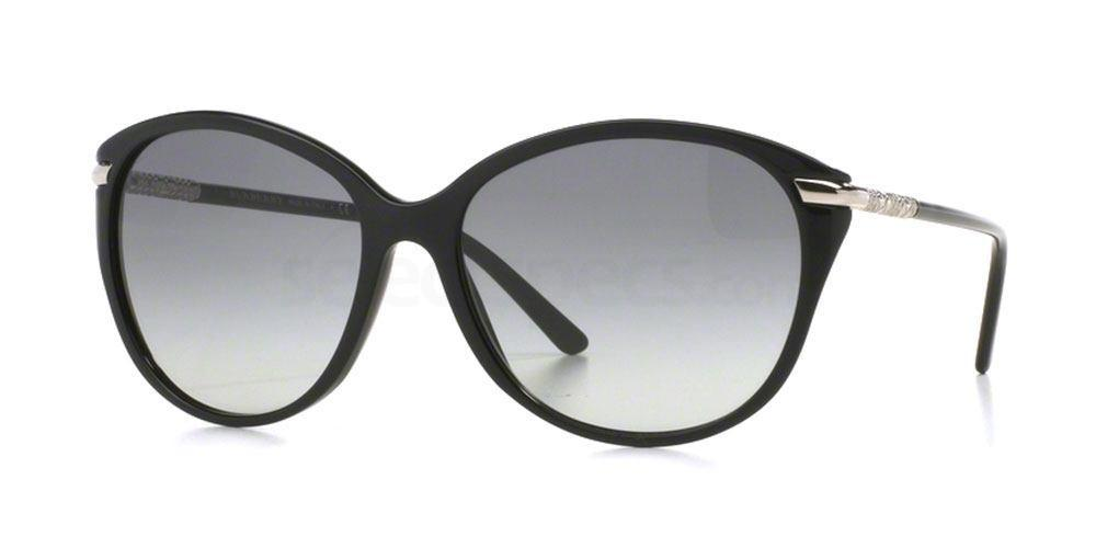 300111 BE4125 Sunglasses, Burberry