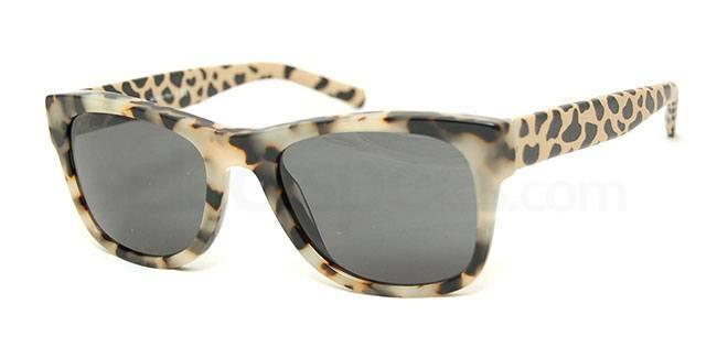 Burberry leopard print sunglasses