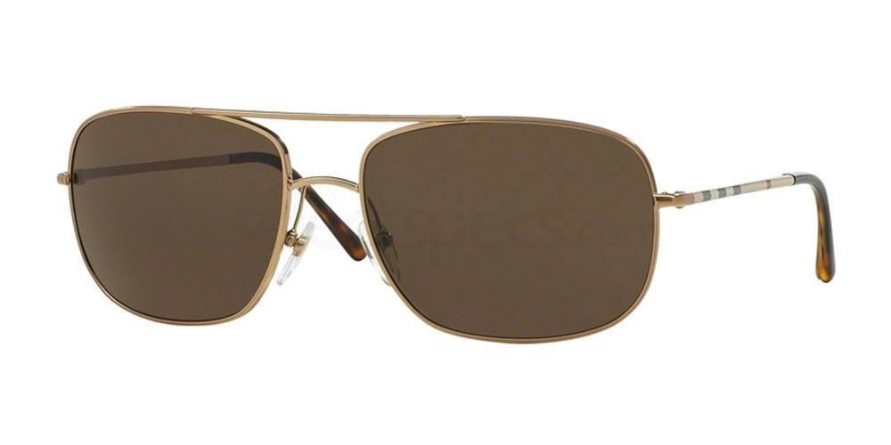 118973 BE3077 Sunglasses, Burberry