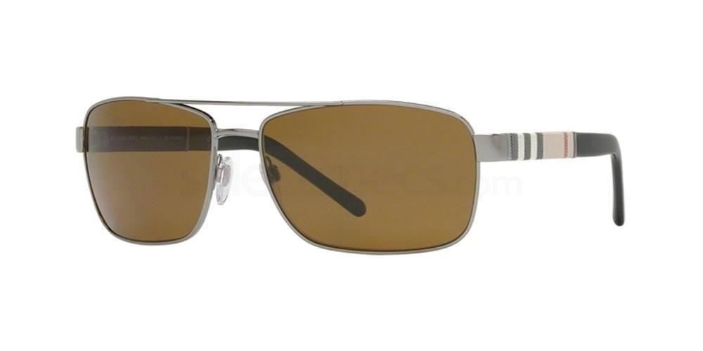100383 BE3081 Sunglasses, Burberry