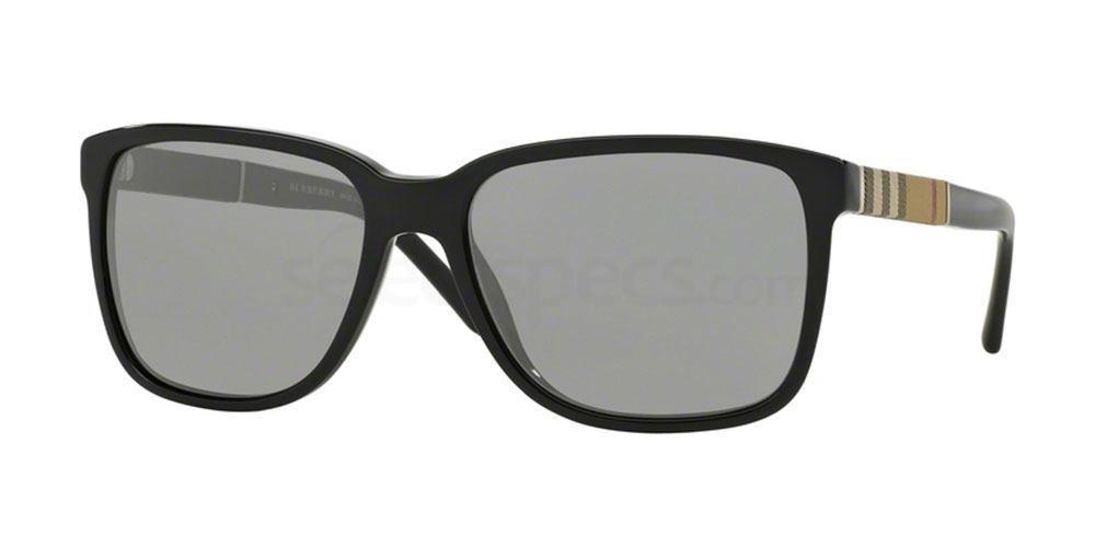300181 BE4181 Sunglasses, Burberry