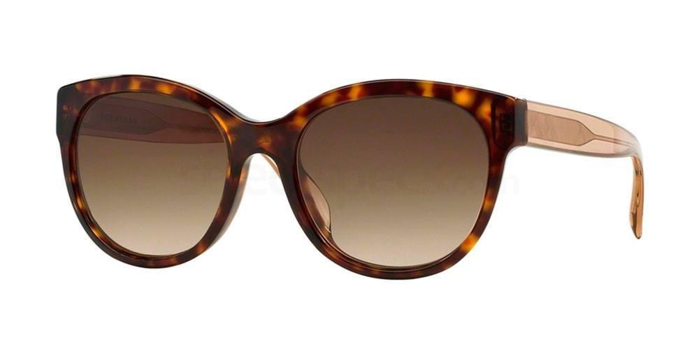 350613 BE4187 Sunglasses, Burberry