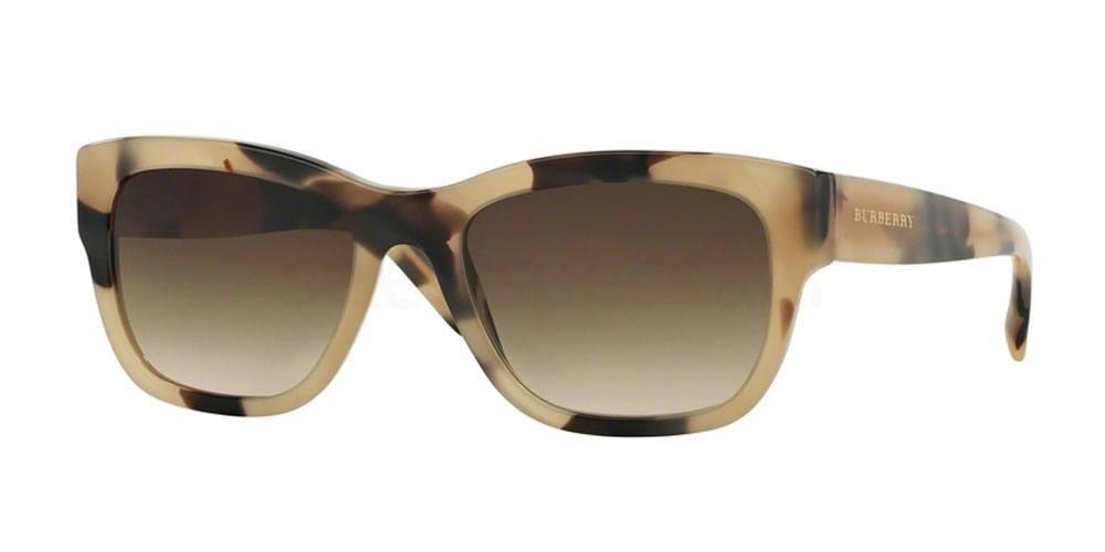 350113 BE4188 Sunglasses, Burberry