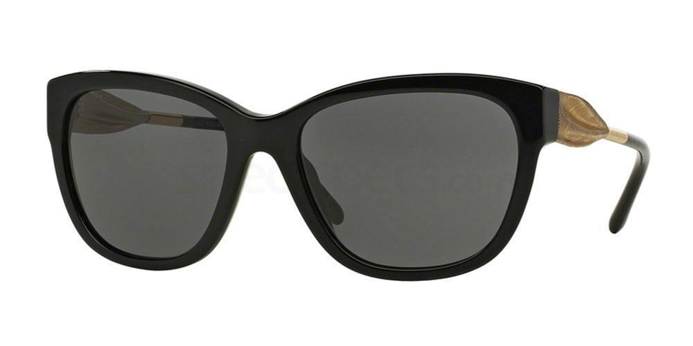 300187 BE4203 Sunglasses, Burberry