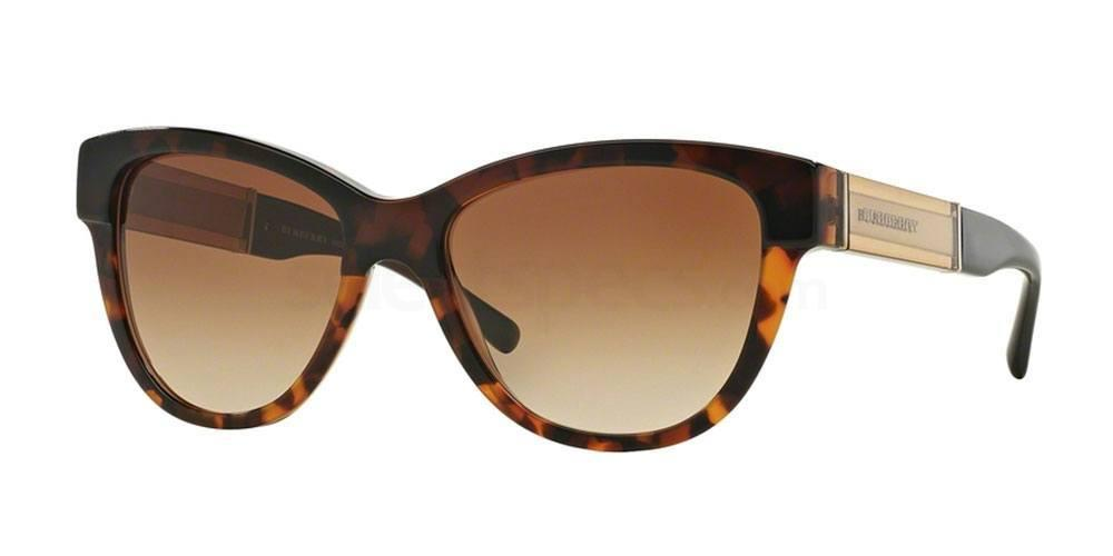355913 BE4206 Sunglasses, Burberry